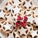 Christmas carols and mince pies event